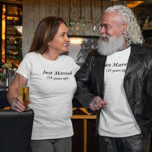 anniversary t shirt design