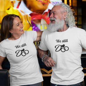 couples anniversary shirts