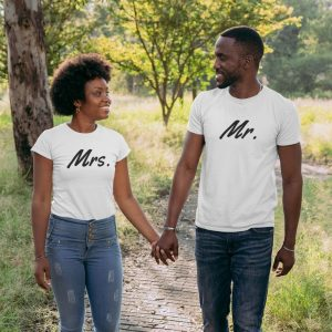 mr and mrs shirts