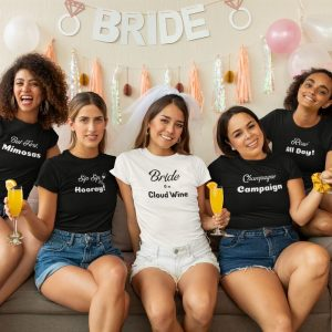 bachelorette party shirts
