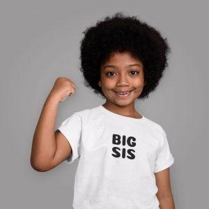 pregnancy announcement big sister shirt