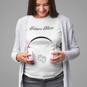 future mom shirts