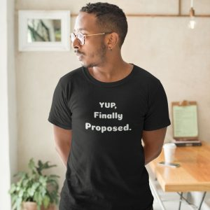 engagement shirts for him