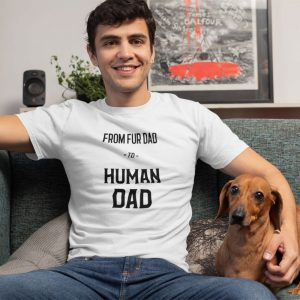 from fur dad to human dad