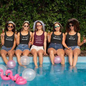 bachelorette party tank tops