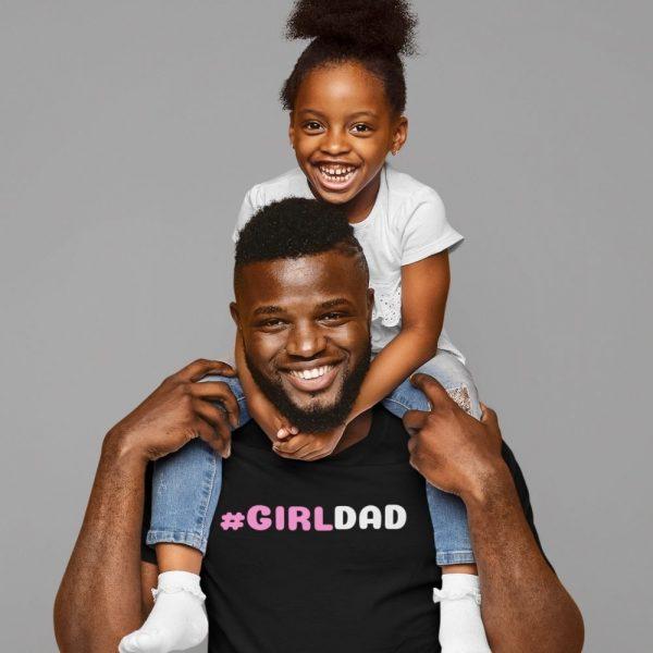 girl dad shirt