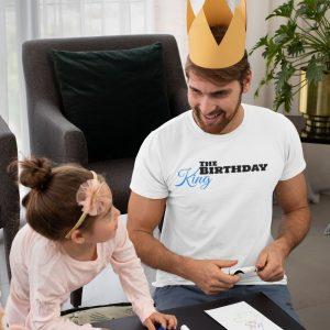 birthday king shirt