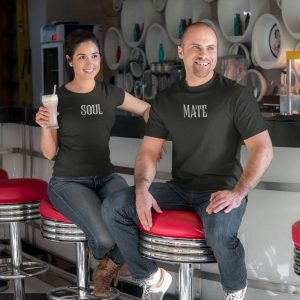 soul mate matching t shirts