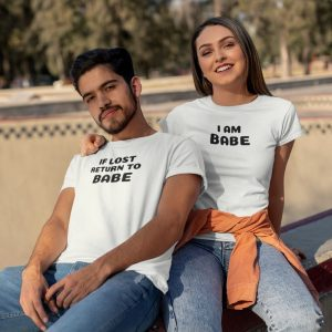 funny couple shirts
