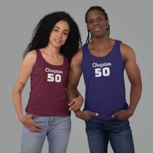 50th birthday shirts for her