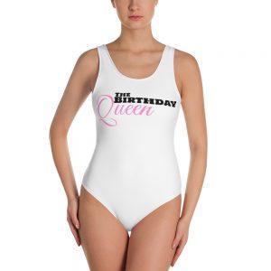 birthday swimsuit