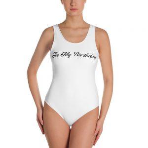 its my birthday swimsuit