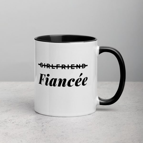 fiance coffee mug