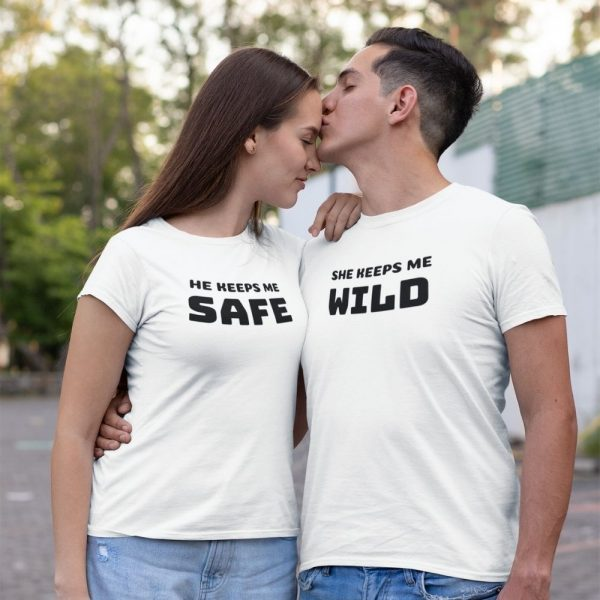 funny matching t shirts for couples