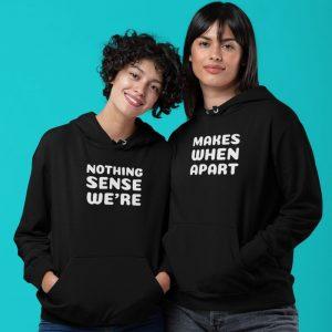 couples hoodies customize