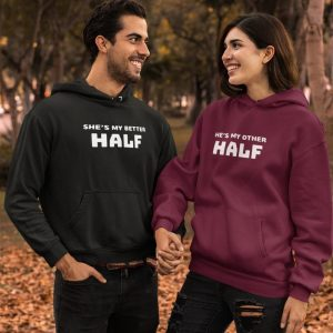 cool couple hoodies