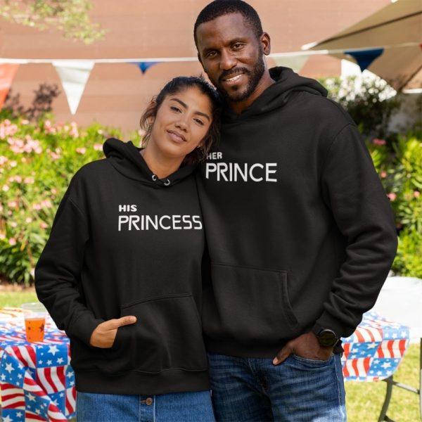 his princess her prince