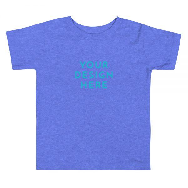 toddler premium tee heather columbia blue front 603159d38df52