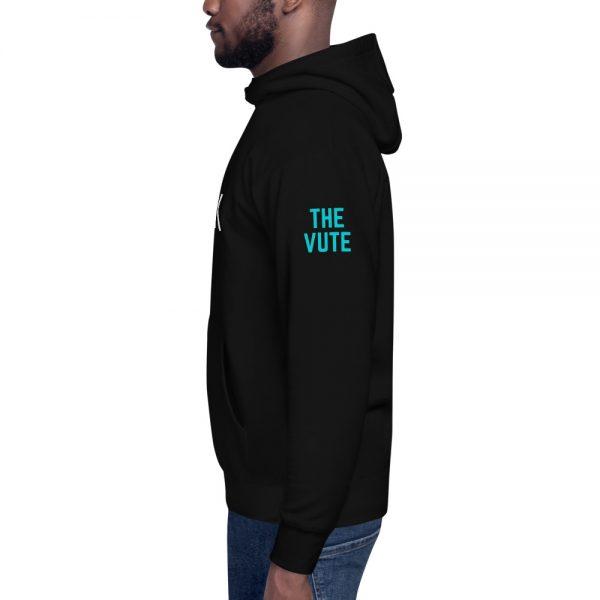 unisex premium hoodie black left 602a5d2563472