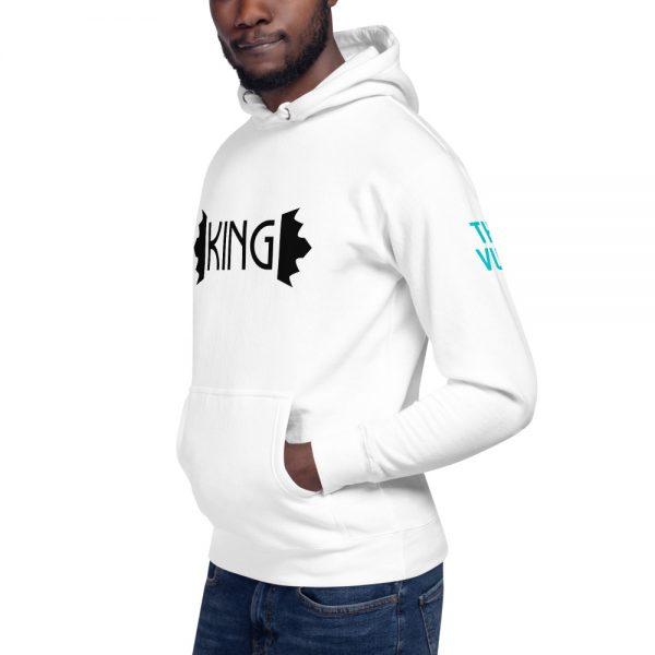 unisex premium hoodie white left front 602a67ec7b259