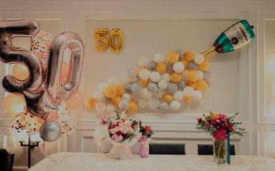 10 Awesome 50th Birthday Party Ideas
